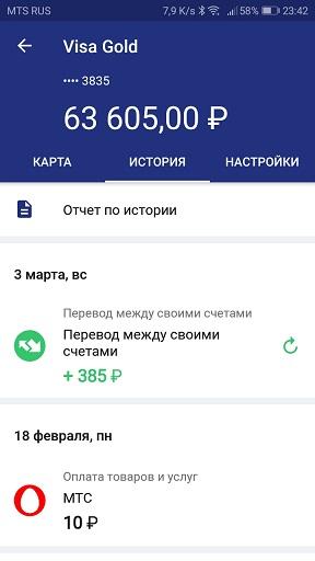 Кредит от 10000 рублей в сбербанке